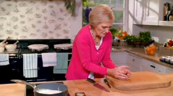Mary Berry Rich Chocolate and Orange Panna Cotta recipe on ...