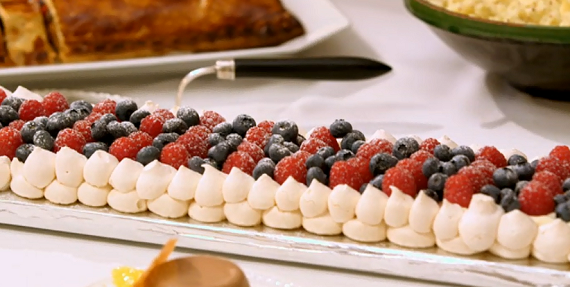 Mary Berry Blueberry Cake Recipe