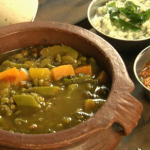 Rick Stein makes the vegetarian Indian dish  Sambar (or Sambhar) on Saturday Kitchen Live