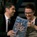 Who won the first series of Channel 4 The Taste UK 2014 cooking competition? Debbie Halls-Evans