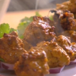 Bikers Si and Dave Spicy Duck Tikka with Yogurt recipe on Best Of British foods