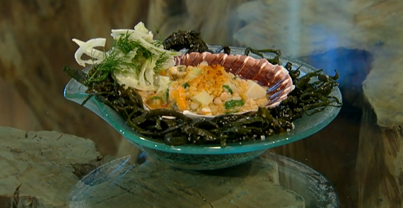 ... lobster cassoulet lobster chowder lobster thermidor lobster thermidor