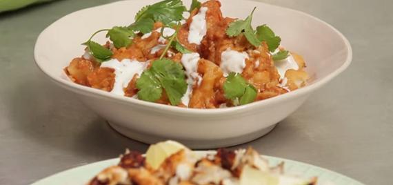 Jamie Oliver Lemon Yogurt Cake Recipe: Jamie Oliver Fish Tikka Curry Recipe On Jamie's Money