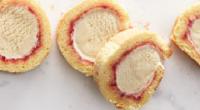 Rachel Allen makes Arctic rolls on Rachel Allen's Cake Diaries that is an ideal summer dessert. The ingredients are: 1 litre vanilla ice cream, butter, for greasing, 100 g caster...