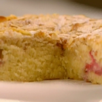 Rachel Allen bakewell cake with raspberries recipe on Rachel Allen's Cake Diaries