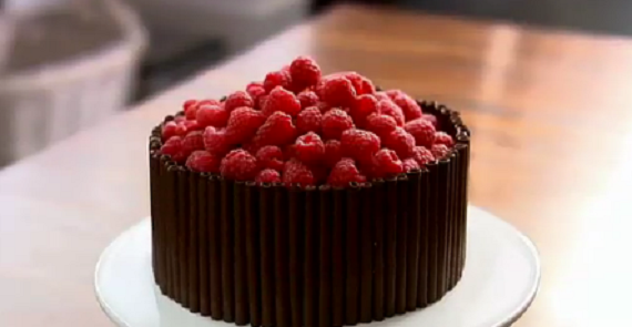 Lorraine Pascale I Cant Believe You Made That Cake An American Cake ...