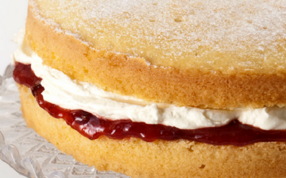 Rachel Allen Victoria Sponge Cake Recipe On Cake Diaries