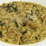 Theo Randall wild mushroom risotto recipe on The Chef's Protege