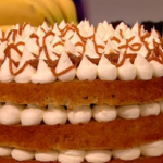 John Whaite Banoffee cake recipe on Lorraine