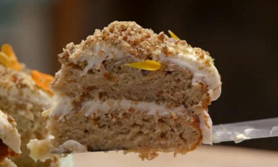 Jamie Oliver Recipe For Cake: Jamie Oliver Hummingbird Cake Recipe On Jamie's Comfort