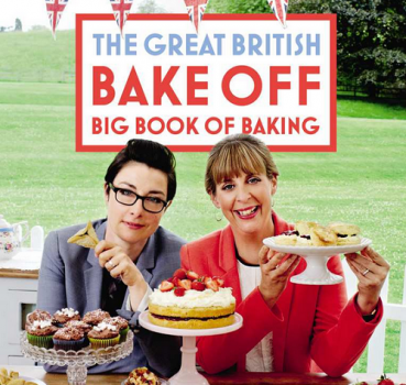 great british bake off 2014 recipe book with recipes from
