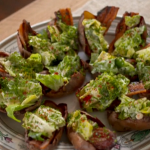 Best ever potato skins recipe on Tom Kerridge Best Ever Dishes