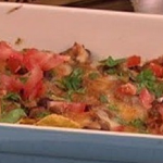 John Whaite Chilli beef with rice or nachos recipe on Lorraine