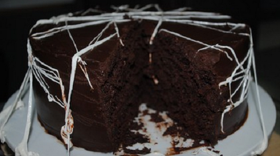 John Whaite Creepy Cobweb Cake Recipe For Halloween On