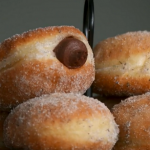 Tom Kerridge grown up doughnuts recipe on Tom Kerridge's Best Ever Dishes