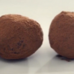 Lorraine Pascale Jamaican rum truffles recipe on How To Be A Better Cook