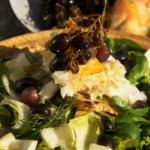 Yotam Lobster with fennel and grape salad recipe on Mediterranean Island Feast