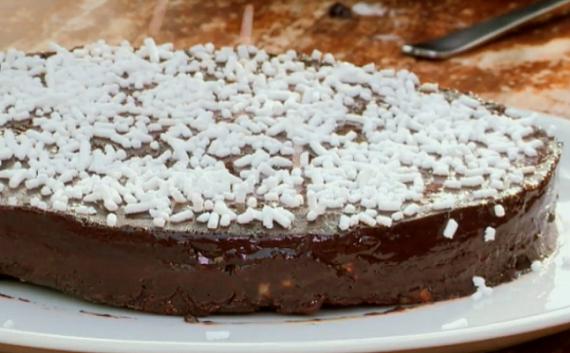 Gino chocolate panforte recipe on Gino's Italian Escape: A Taste of ...