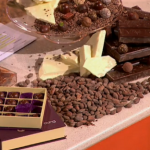 Paul A Young Sea Salted Caramels recipe on The Alan Titchmarsh show