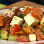 Simon Rimmer Greek Pastitsio recipe with meat and pasta  on Daily Brunch with Ocado