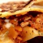 Sally Bee  healthiest lasagne recipe on Lorraine