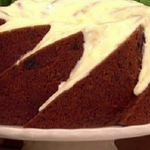 John Whaite  pecan and orange loaf with figs recipe that goes well  stilton cheese on Lorraine