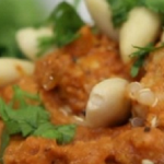 Sally Bee healthy turkey korma with quinoa recipe on Lorraine