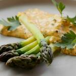 Tom Kerridge asparagus ultimate salad dressing  recipe on Tom Kerridge's Proper Pub Food
