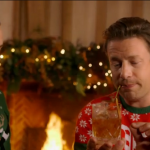 Jamie Oliver Christmas cocktails recipes on Jamie's Cracking Christmas with Simone Caporale