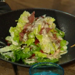 James Martin Duck confit with smoked-duck salad recipe on Christmas Kitchen