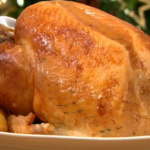Gino roast turkey recipe on Lets Do Christmas with Gino and Mel