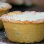 Paul's mince pies recipe  with tangerines and sweet crusty pastry on Christmas Kitchen