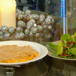 Brian Turner prawn and smoked haddock omelette recipe on Christmas Kitchen with James Martin