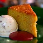 Tom Kerridge spiced orange cake recipe for Christmas on Saturday Kitchen