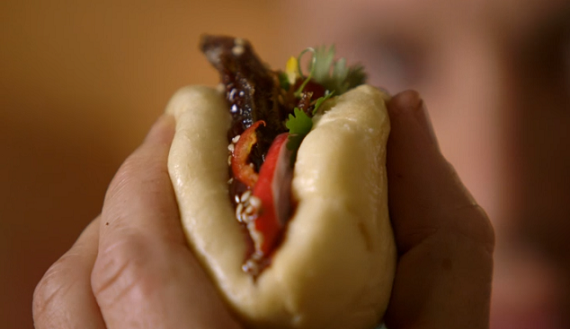 Jamie Oliver steamed buns recipe on Jamie's Cracking Christmas ...