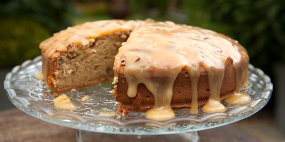 Genoa Cake Recipe James Martin