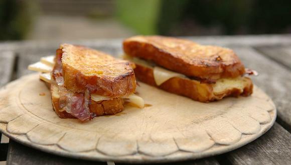 James martin pancetta brioche sandwich recipe on james martin home you forumfinder Choice Image