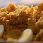 Dr. Annie Grey  kedgeree recipe on James Martin: Home Comforts