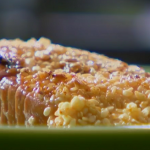 Nigel Slater Sesame seed salmon with mirin recipe on  Nigel Slater's Dish of the Day