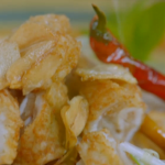 Jamie Oliver Salt and pepper squid recipe on Jamie and Jimmy's Friday Night Feast