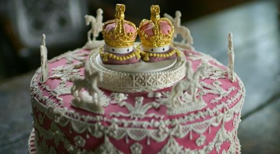 James Martin Home Comforts Christmas Cake Recipe