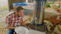 Jimmy Doherty brews his own DIY craft beer on Jayie and Jimmy's Friday Night Feast. Jimmy outlined four basic steps for making his brew that he says comes in at...
