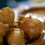 Tom Kerridge chicken nuggets with mayonnaise recipe  on Food and Drink