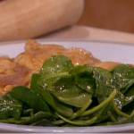 Gino D'Acampo Martini flamed chicken and sweet vermouth sauce recipe on This Morning