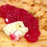 John Whaite sweet and savoury pancakes recipe on Lorraine