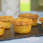 Paul Hollywood mini pork pies recipe on The Great Comic Relief Bake Off