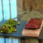 James Martin beef with Japanese sauce recipe on Saturday Kitchen