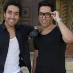 The X Factor: Time May Have Ran Out For French Duo Twen  At  X Factor Judge's House