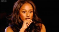 Alexandra Burke, winner of The X Factor 2008 made a suprise appearance on the BBC reality TV show So You Think You Can Dance on Saturday night, as a guest...