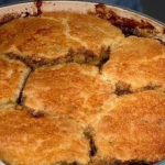 Dean Edwards lazy braised beef cobbler recipe on Lorraine
